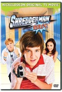 Shredderman Rules (2007) cover
