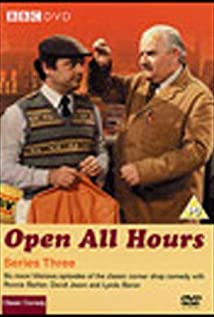 Open All Hours (1976) cover