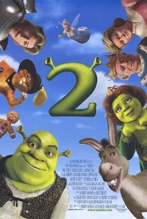Shrek 2 (2004) cover