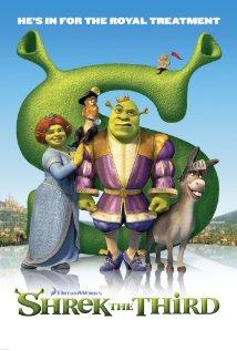 Shrek the Third (2007) cover