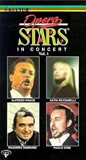 Opera Stars in Concert 1991 poster