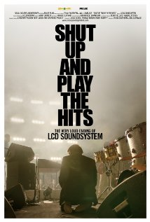 Shut Up and Play the Hits (2012) cover