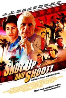 Shut Up and Shoot! (2006) cover