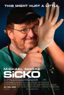 Sicko (2007) cover