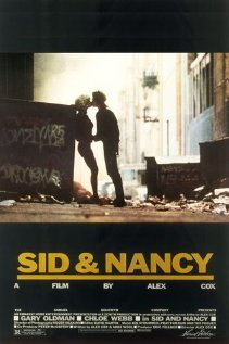 Sid and Nancy 1986 poster