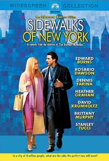 Sidewalks of New York 2001 poster