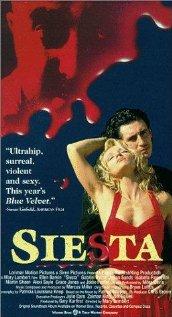 Siesta (1987) cover
