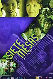 Siete mesas de billar francés (2007) cover