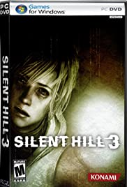 Silent Hill 3 (2003) cover