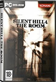 Silent Hill 4: The Room (2004) cover