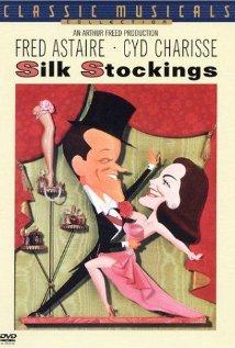 Silk Stockings (1957) cover