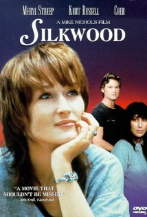 Silkwood (1983) cover
