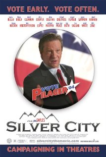Silver City (2004) cover
