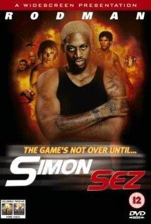 Simon Sez (1999) cover