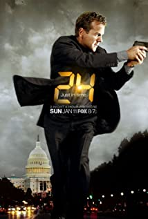 24 (2001) cover