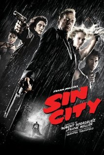 Sin City (2005) cover