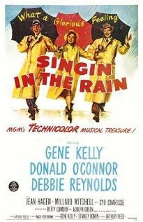 Singin' in the Rain (1952) cover