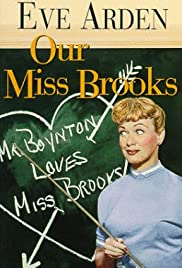 Our Miss Brooks (1952) cover