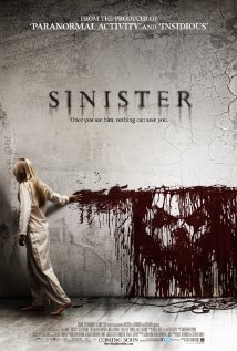 Sinister (2012) cover