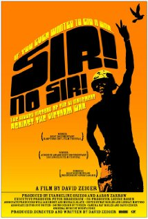 Sir! No Sir! (2005) cover