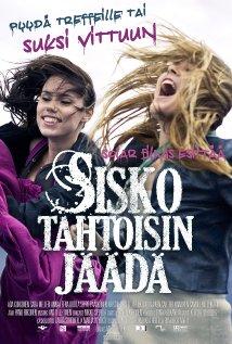 Sisko tahtoisin jäädä (2010) cover
