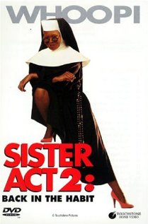 Sister Act 2: Back in the Habit (1993) cover