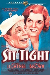 Sit Tight (1931) cover