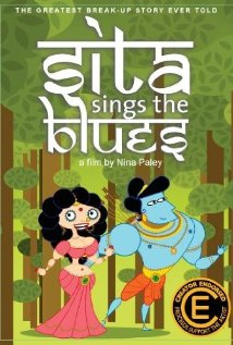Sita Sings the Blues (2008) cover