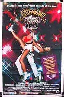 Skatetown, U.S.A. 1979 poster