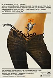 Skidoo 1968 poster