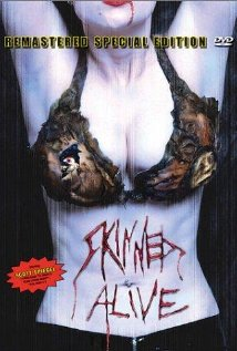 Skinned Alive (1990) cover