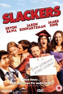 Slackers (2002) cover