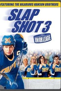 Slap Shot 3: The Junior League 2008 poster