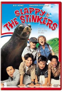 Slappy and the Stinkers (1998) cover