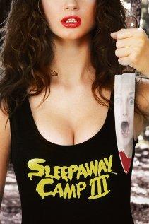Sleepaway Camp III: Teenage Wasteland (1989) cover