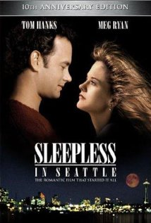 Sleepless in Seattle (1993) cover