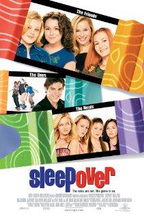 Sleepover (2004) cover