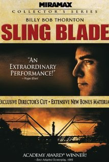 Sling Blade 1996 poster