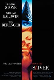 Sliver 1993 poster