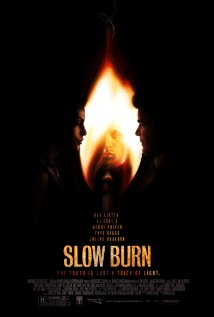 Slow Burn (2005) cover