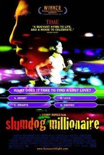 Slumdog Millionaire (2008) cover