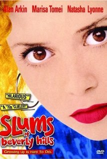 Slums of Beverly Hills 1998 poster