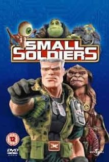 Small Soldiers (1998) cover