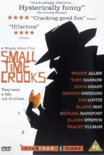 Small Time Crooks 2000 poster