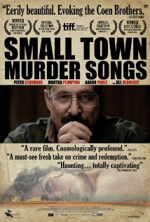 Small Town Murder Songs (2010) cover