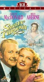 Smilin' Through (1941) cover