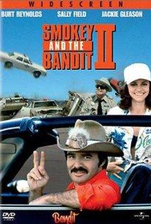 Smokey and the Bandit II 1980 poster