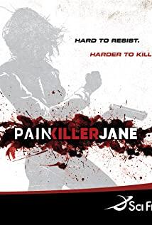 Painkiller Jane 2007 poster