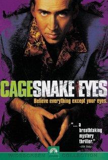 Snake Eyes (1998) cover