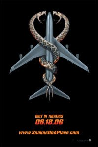 Snakes on a Plane 2006 poster